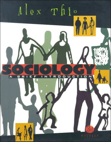9780673981127: Sociology: A Brief Introduction/With Reader
