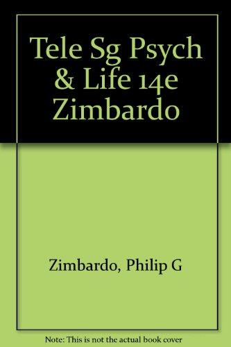 Psychology and Life 14e - Telecourse Study Guide: Zimbardo, Philip G; Gerrig, Richard