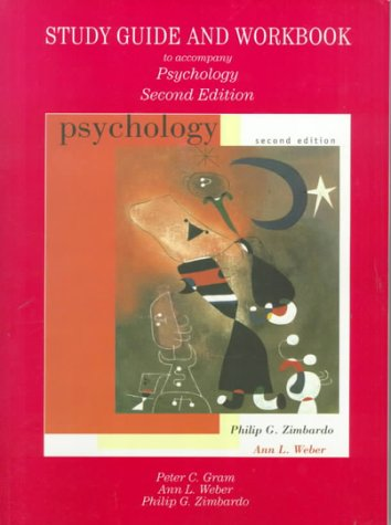 9780673982315: Study Guide and Workbook for Psychology 2e