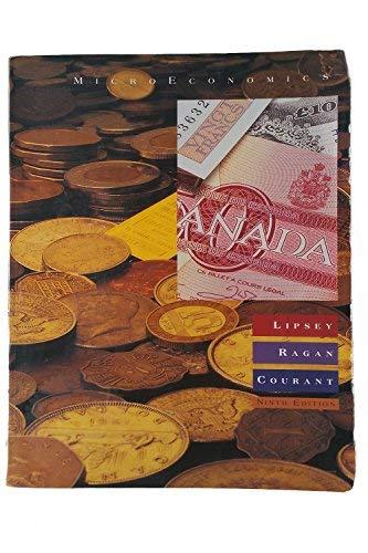 MICROECONOMICS - Ninth Canadian Edition: Richard G., Ragan,