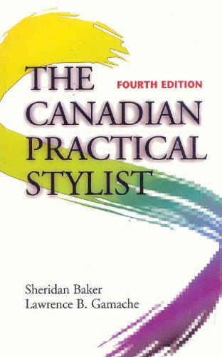 9780673984869: The Canadian Practical Stylist (4th Edition)