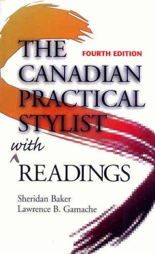 9780673984876: Canadian Practical Stylist with Readings (4th Edition)