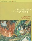 9780673985262: Civilization in the West, Volume I (3rd Edition)