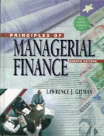 9780673985422: Principles of Managerial Finance