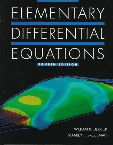 9780673985545: Elementary Differential Equations (4th Edition)