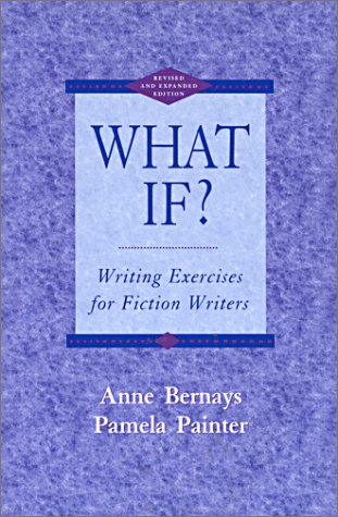 What If? 9780673990020 An essential to any writer's library, What If? is comprised entirely of specific exercises intended to help the reader master the art of writing fiction. The exercises isolate the various elements of fiction - dialogue, plot, characterization, point- of-view, etc. - and present specific problems to solve through writing. Directed toward both beginners and professional writers, this book addresses topics such as discovering where to start and end a story; learning when to use dialogue and when to use indirect discourse; transforming real events into fiction; and finding language that both sings and communicates precisely. For those interested in writing fiction.