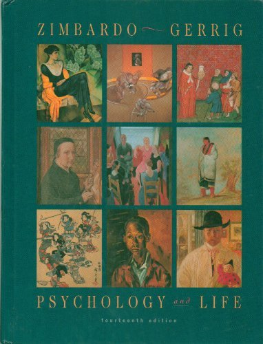 9780673990075: Psychology and Life