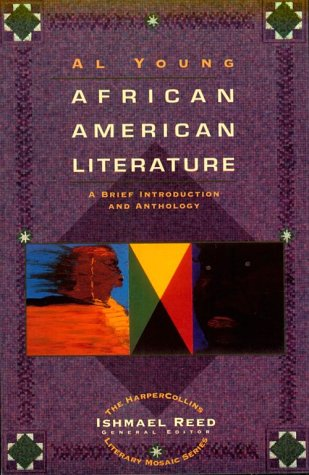 9780673990174: African American Literature: A Brief Introduction and Anthology