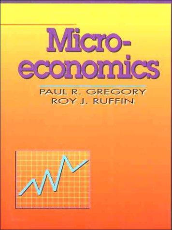 9780673990440: Microeconomics