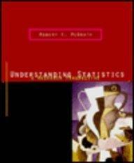 9780673990587: Understanding Statistics: A Research Perspective