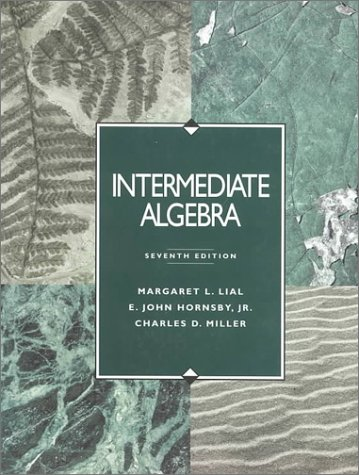 9780673990594: Intermediate Algebra