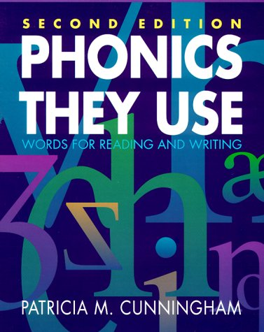 9780673990877: Phonics They Use: Words for Reading and Writing, 2nd Edition