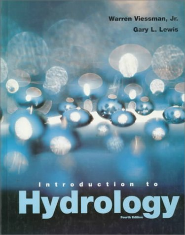 9780673991652: Introduction to Hydrology (4th Edition)