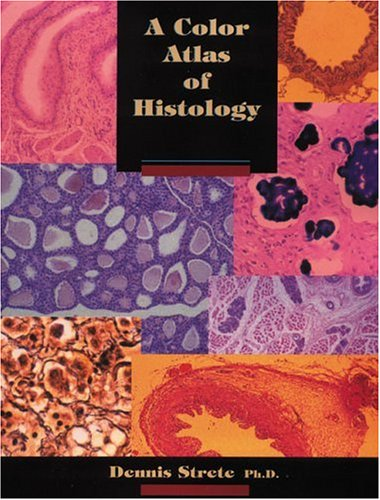 9780673991904: A Color Atlas of Histology