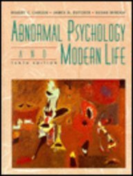9780673992413: Abnormal Psychology and Modern Life