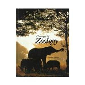 9780673992437: Concepts in Zoology
