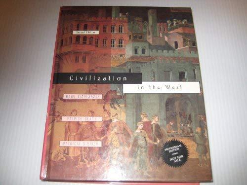 Civilization in the West: Kishlansky, Mark A.,