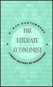 9780673992550: The Literate Economist: A Brief History of Economics (The Harpercollins Series in Economics)