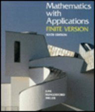 9780673992741: Mathematics With Applications in the Management, Natural, and Social Sciences: Finite Version