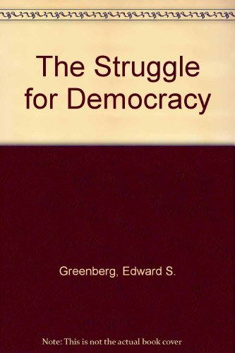 9780673993021: The Struggle for Democracy