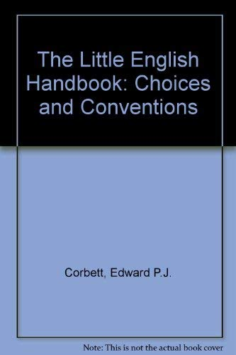 9780673993236: The Little English Handbook: Choices and Conventions