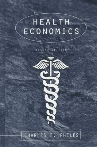 9780673993984: Health Economics (2nd Edition)