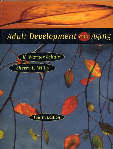 9780673994028: Adult Development and Aging