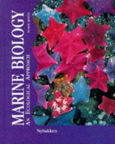 9780673994516: Marine Biology: An Ecological Approach