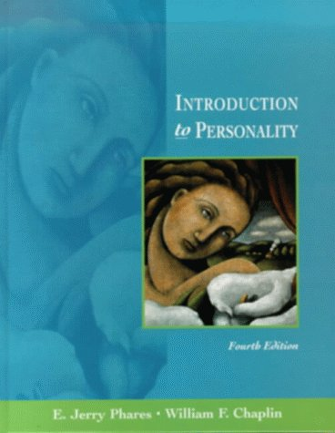 9780673994561: Introduction to Personality (4th Edition)
