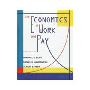 9780673994745: The Economics of Work and Pay (The Harpercollins Series in Economics)