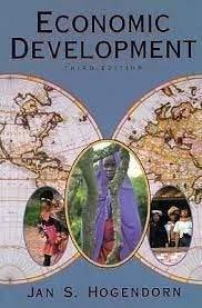 9780673994752: Economic Development