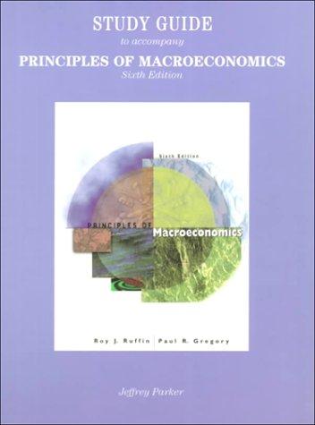 9780673994929: Principles of Macroeconomics