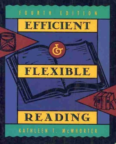 9780673994950: Efficient and Flexible Reading