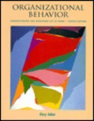 Organizational Behaviour: Understanding and Managing Life at: Johns, Gary
