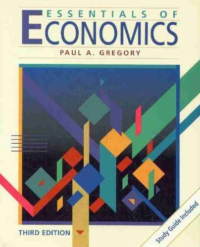 9780673995704: Essentials of Economics