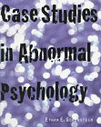 9780673996626: Case Studies in Abnormal Psychology