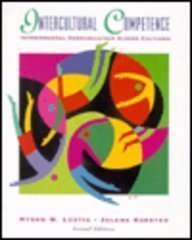 9780673997104: Intercultural Competence: Interpersonal Communication Across Cultures