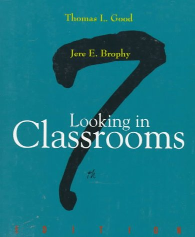 9780673997395: Looking in Classrooms