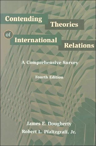 9780673997562: Contending Theories of International Relations