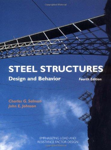 9780673997869: Steel Structures: Design and Behavior: Design and Behaviour