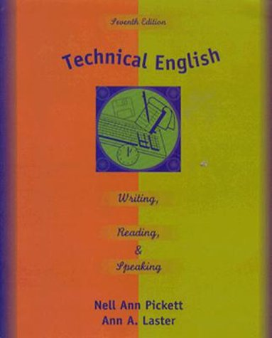 9780673997944: Technical English: Writing, Reading, and Speaking
