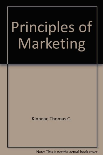9780673998286: Principles of Marketing