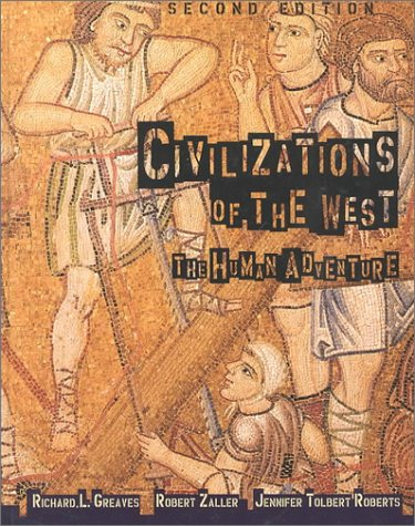 9780673998491: Civilizations of the West (2nd Edition)