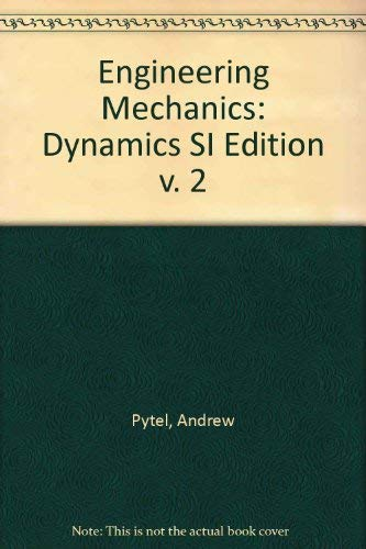 9780673998712: Engineering Mechanics (v. 2)
