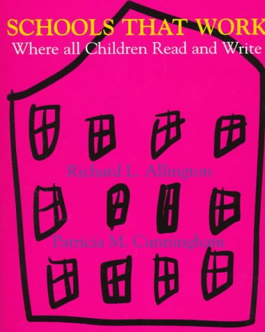 9780673998811: Schools That Work: Where All Children Read and Write