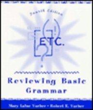 9780673999412: Reviewing Basic Grammar