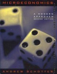 9780673999443: Microeconomics: A Modern Approach (The Addison-Wesley Series in Economics)