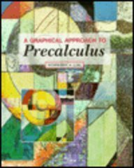 9780673999665: Graphical Approach to Precalculus