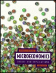9780673999931: Microeconomics: Theory and Applications (Addison-Wesley Series in Economics)