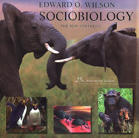 9780674000896: Sociobiology: The New Synthesis, Twenty-Fifth Anniversary Edition
